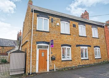 Thumbnail 3 bed detached house for sale in Fox Street, Rothwell