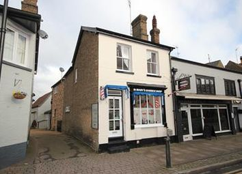 Thumbnail Retail premises for sale in 10 St. Mary's Street, Ely, Cambridgeshire