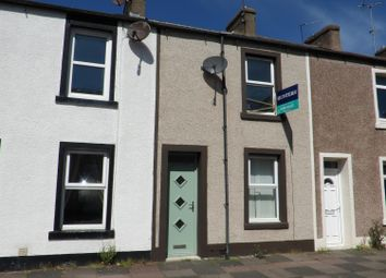 2 bed terraced house for sale in Milburn Street, Workington, Cumbria CA14