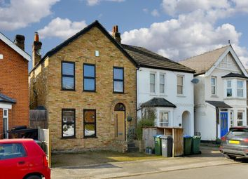 Thumbnail 4 bed semi-detached house for sale in Langton Road, West Molesey