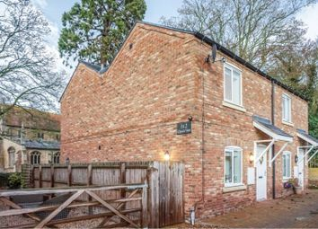 Thumbnail 3 bed semi-detached house for sale in Church Lane, Wisbech