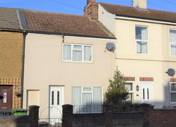 Thumbnail 2 bed terraced house for sale in Wisbech Road, King's Lynn