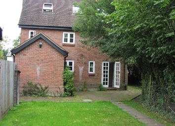 Thumbnail 4 bedroom detached house to rent in Bedlars Green, Great Hallingbury, Herts