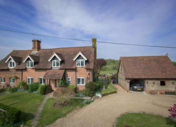 Thumbnail 4 bed semi-detached house to rent in Well Row, Bayford, Hertford
