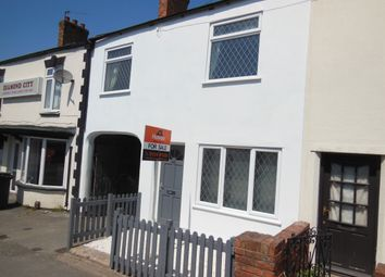 Thumbnail 2 bed terraced house for sale in Derby Road, Kegworth