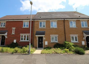 Thumbnail 3 bed terraced house for sale in Roman Road, Corby