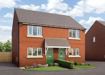 "Thumbnail 2 bed property for sale in ""The Warren At Bardon View, Coalville"" at Bardon Road, Coalville"