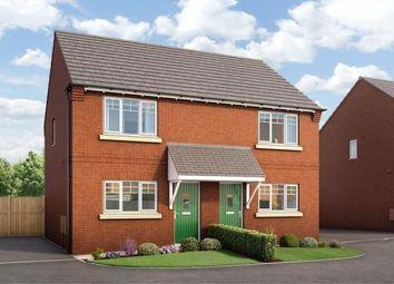 "Thumbnail 2 bedroom property for sale in ""The Warren At Bardon View, Coalville"" at Bardon Road, Coalville"