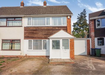 Kelverley Grove, West Bromwich B71. 3 bed semi-detached house for sale
