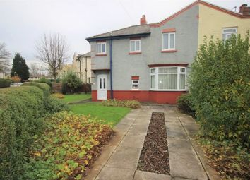 Thumbnail 3 bed semi-detached house for sale in Basil Street, Preston