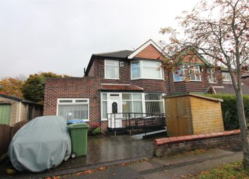 Thumbnail 3 bed semi-detached house for sale in Salisbury Road, Urmston, Manchester
