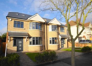 Thumbnail 5 bed semi-detached house for sale in Salisbury Road, Leigh On Sea, Essex