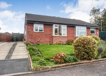 Thumbnail 2 bed semi-detached bungalow for sale in Beechcroft View, Leeds
