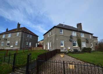 Thumbnail 2 bed flat for sale in Glencairn Street, Stevenston, North Ayrshire