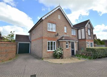 Thumbnail 3 bed property for sale in Great Ashby Way, Stevenage, Herts