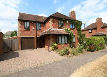 Thumbnail 5 bed detached house to rent in Aldrich Drive, Willen, Milton Keynes