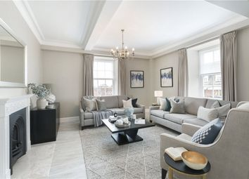 Thumbnail 4 bedroom flat to rent in Grosvenor Square, Mayfair, London