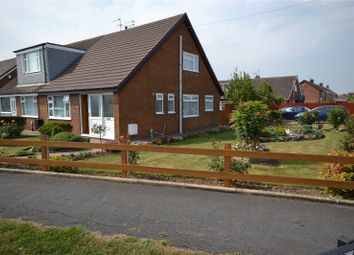Thumbnail 3 bed bungalow for sale in Church Lane, Thorngumbald