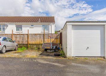 Thumbnail 2 bed semi-detached bungalow for sale in Trenarren View, Boscoppa, St. Austell