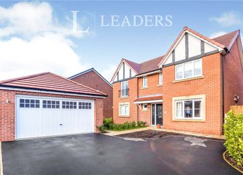 Thumbnail 5 bed detached house for sale in Scarfell Crescent, Davenham, Northwich