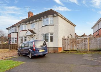 4 bed end terrace house for sale in Norman Road, Smethwick B67