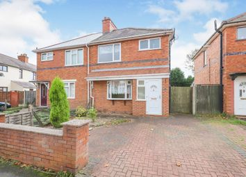 3 bed semi-detached house for sale in North Avenue, Wednesfield, Wolverhampton WV11