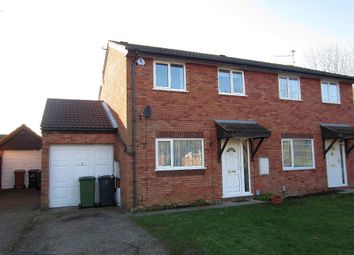 Thumbnail 3 bed semi-detached house to rent in Pheasant Grove, Werrington, Peterborough
