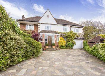 Thumbnail 5 bed detached house for sale in Oldfield Close, Stanmore, Middlesex