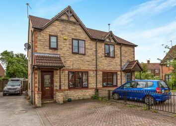Thumbnail 3 bed semi-detached house for sale in Millbank Avenue, Belper