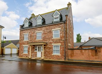 Thumbnail 5 bed detached house for sale in Fern Brook Lane, Gillingham, Dorset