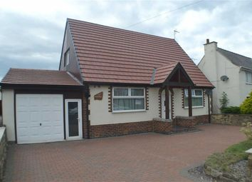 Thumbnail 3 bed detached bungalow for sale in North Wingfield Road, Grassmoor, Chesterfield