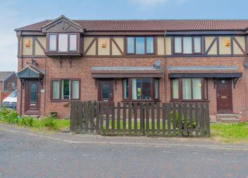 Thumbnail 2 bed town house for sale in Cedar Grove, Featherstone, Pontefract