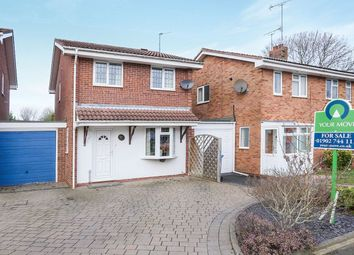 Thumbnail 3 bed detached house for sale in Gleneagles Road, Perton, Wolverhampton