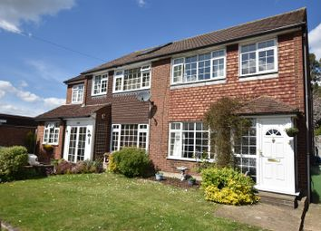 Thumbnail 3 bed semi-detached house for sale in Lower Road, Denham, Uxbridge