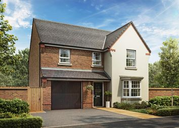 "Thumbnail 4 bed detached house for sale in ""Meriden"" at Station Road, Chelford, Macclesfield"