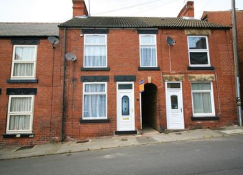 Thumbnail 2 bed terraced house for sale in Valley Road, Chesterfield