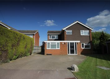 Thumbnail 4 bed detached house for sale in Longfield Avenue, High Halstow, Kent