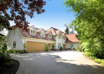 Thumbnail 4 bed detached house for sale in Spring Woods, Wentworth, Surrey