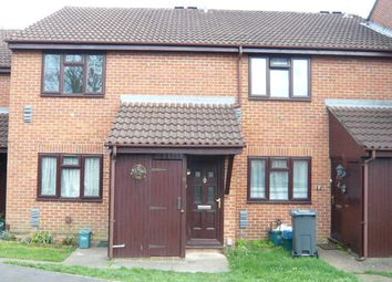 Thumbnail 1 bed flat for sale in Lindsey Gardens, Bedfont
