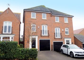 Thumbnail 3 bed semi-detached house for sale in Lynton Drive, Sutton-In-Ashfield