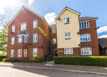 Thumbnail 2 bed flat for sale in Covesfield, Northfleet, Kent