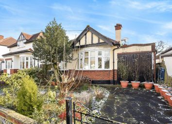 Thumbnail 3 bed detached bungalow for sale in Moresby Avenue, Berrylands, Surbiton