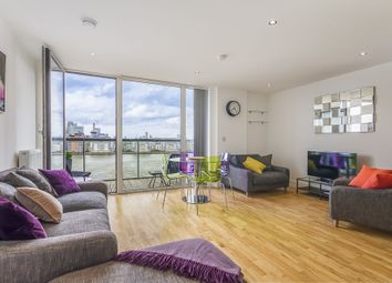 Thumbnail 2 bedroom flat to rent in Beacon Point, 12 Dowells Street, London, London