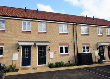 Thumbnail 3 bed terraced house to rent in Tidemill Place, Barleythorpe, Oakham