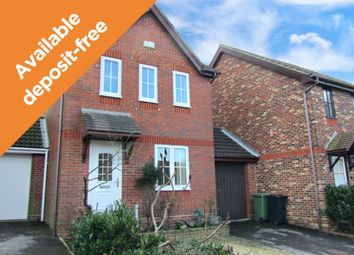Thumbnail 3 bed link-detached house to rent in Marsh Gardens, Hedge End, Southampton