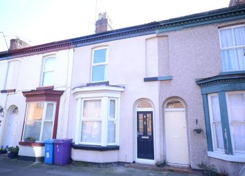 Thumbnail 2 bed terraced house for sale in Bickerton Street, Aigburth, Liverpool