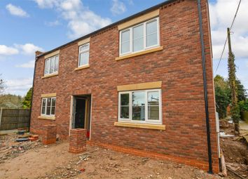 Thumbnail 4 bed detached house for sale in Normanby Road, Thealby, Scunthorpe