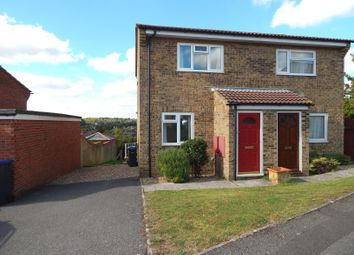 Thumbnail Semi-detached house to rent in Lawrence Close, Amesbury, Wiltshire