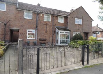 Thumbnail 3 bed terraced house for sale in Greenbank Crescent, Marple, Stockport