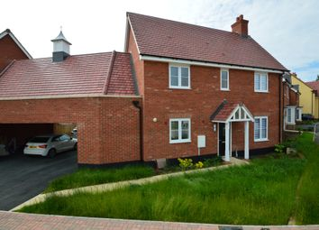 Thumbnail 3 bed link-detached house to rent in Sible Hedingham, Halstead, Essex